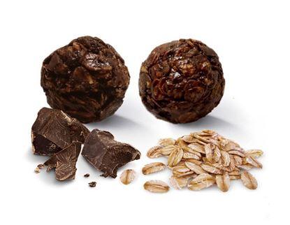 Picture of Dark Chocolate Oat Bites